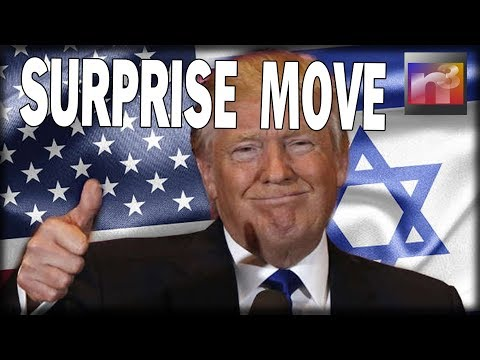 JUST IN: Israel Makes SURPRISE Move in Jerusalem that made Trump CHEER and Liberals WEEP