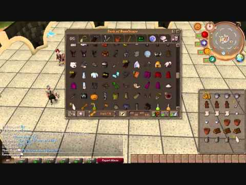 How to Make Dragon bitter On (Runescape)