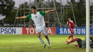 Turkmenistan vs Laos: AFC Challenge Cup 2014 (Full Match)