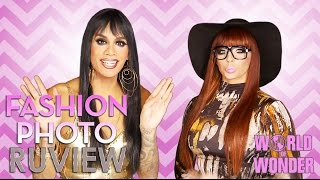 RuPaul's Drag Race Fashion Photo RuView - Golden Globes with Alyssa Edwards