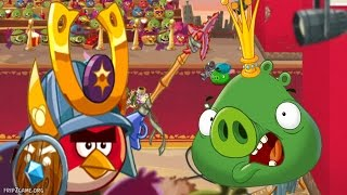 Angry Birds Epic - The Angry Birds Movie Fever Event 16 - 20 Portal 5 Boss King Pig Battle