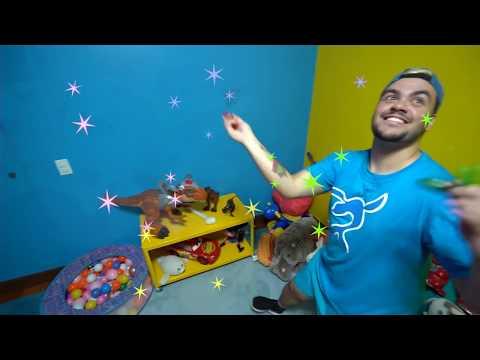Música De Alegria   Luccas Neto Para Crianças   Faz Brilhar