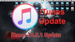 iTunes 12.5.1 Update 