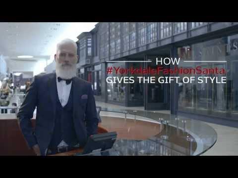 Yorkdale Fashion Santa Gift Card