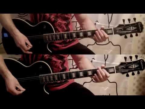Metallica – Moth Into Flame (Full Guitar Cover w/solo!)