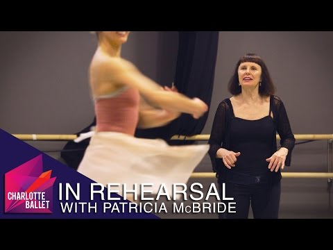 In Rehearsal with Patricia McBride