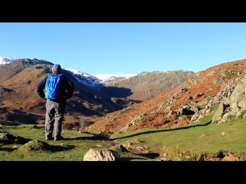Lake District Walks:The Lion And The Lamb