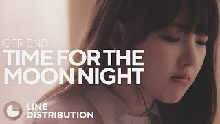 GFRIEND - Time For the Moon Night (Line Distribution)
