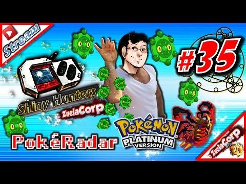 pokemon platinum how to get pokeradar