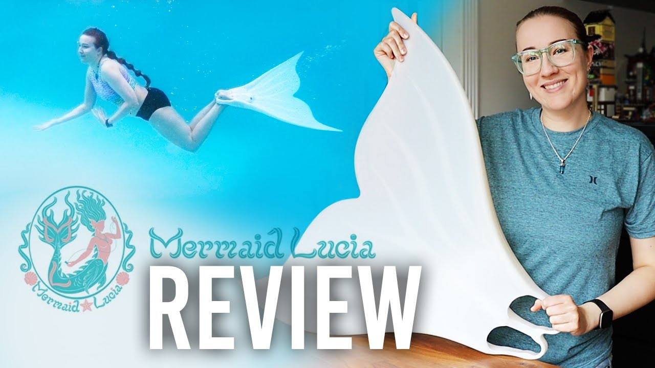 Download Mermaid Lucia Monofin Review