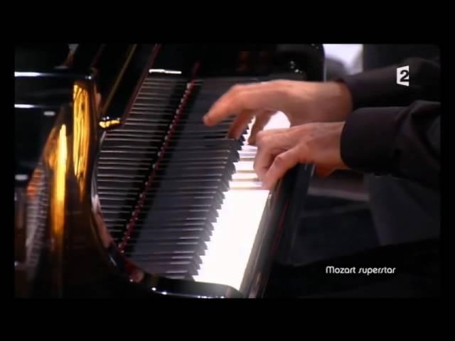 Dimitri Naiditch - La Boîte à Musique - Improvisations Jazz sur Mozart