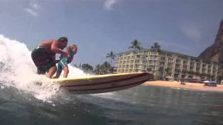 rell sunn menehune contest 2012 at makaha beach s4w44