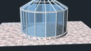 ПРИМЕР 3D ВИЗУАЛИЗАЦИИ ЗИМНЕГО САДА (MODEL 9)(, 2012-03-24T17:51:01.000Z)