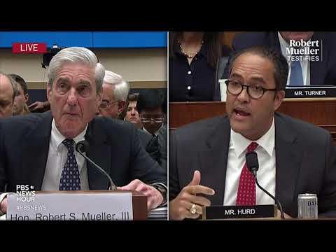 WATCH: Mueller's advice