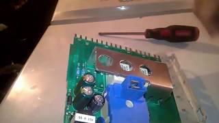Ремонт модуля на стиральной машине Whirlpool. Из-за чего светится Сервис