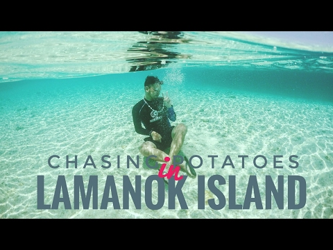 Lamanok Island, [ an island without manok (chicken)]