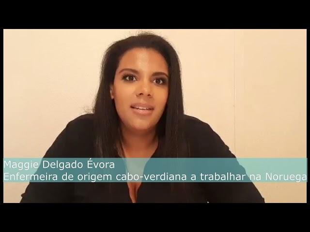 Entrevista Balai Cabo Verde: Maggie Delgado Évora, enfermeira de origem cabo-verdiana na Noruega