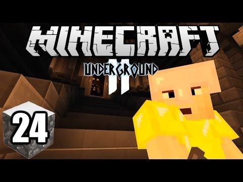 Minecraft Indonesia - Underground 2 : Misteri Bangunan Tartaros! (24)