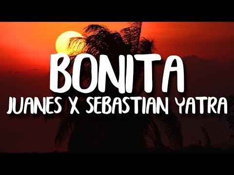 Sebastian Yatra, Juanes -  Bonita (Letra/Lyrics) Mp3