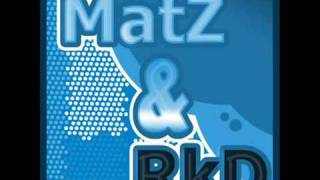 MatZ og RKD Alene (lyrics)