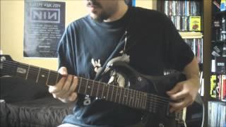 Dream Theater - enigma machine - guitar cover - HD