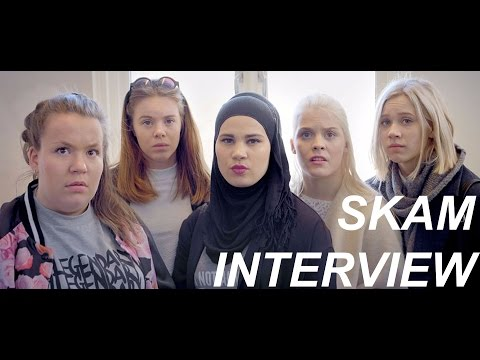 [ENG SUB] SKAM INTERVIEW