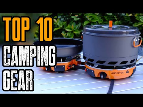 TOP 10 COOL CAMPING GEAR YOU MUST OWN 2020
