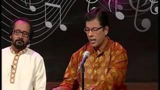 Ghumer chaya chader chokhe (Modern Song)- Manas Kumar das