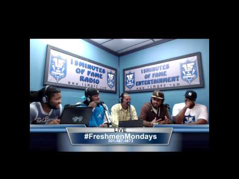 "Knoc-Turn'al Interviews on 15 Minutes of Fame Radio #FreshmenMondays Talks Dr. Dre ""Detox"", the Game"