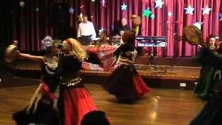 Tanzgruppe Maasaala zigeunertanz.