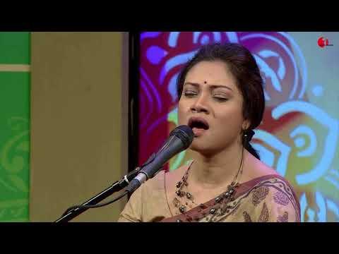 Aaj Jemon Kore Gaiche Akash || Aditi Mohsin || Tagore song || Channel I || IAV