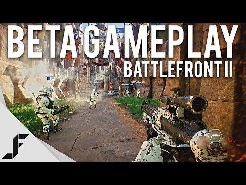 BETA GAMEPLAY + TIPS - Star Wars Battlefront II