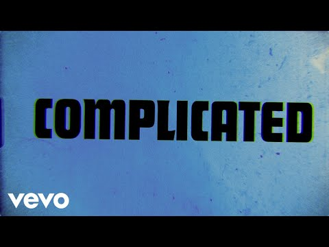 Complicated (Lyric Video)