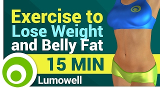 Exercise to Lose Weight and Belly Fat