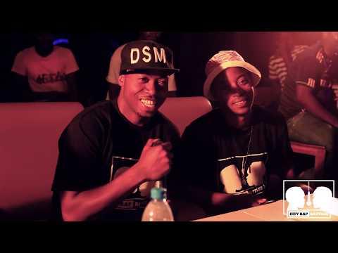 Freestyle Rap Battle | Black Mc vs Tati Engineer | Season 3 Ep.3 | City Rap Battles (CRB) thumbnail