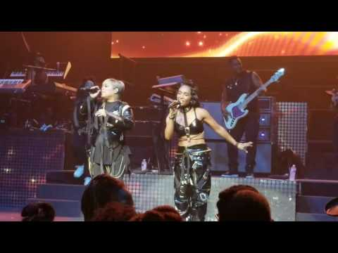 TLC - It's Sunny (Concert Performance)