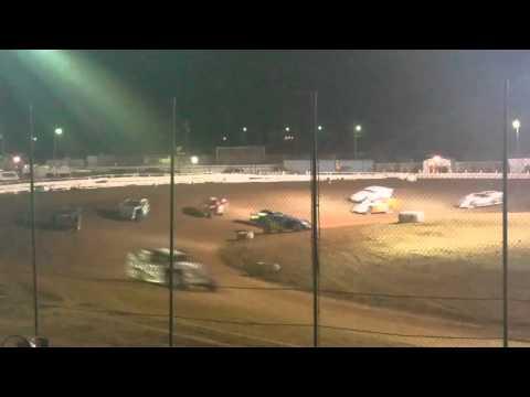 Abilene Speedway Sportmod A Main 2/20/16