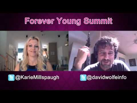 David Wolfe Interview for my Forever Young Interview Series