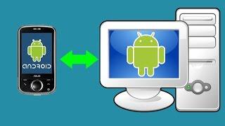 Управление телефоном через компьютер - AirDroid(Хотите управлять Андроид телефоном или планшетом с компьютера - используйте Эйрдроид. Приложение позволяе..., 2013-05-07T18:46:34.000Z)