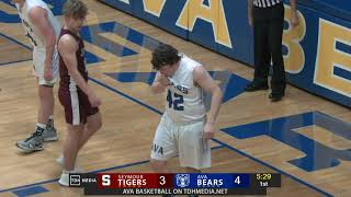 Boys Basketball | Ava vs Seymour | 12-11-20