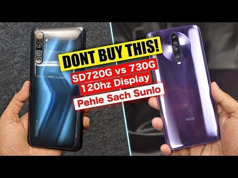 Realme 6 Pro Vs POCO X2 | Dont Buy This Phone! - Galti Mat Karo Sach Sunlo