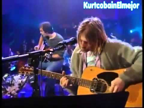 Nirvana - Come as you are (Subs.al Español) (MTV Unplugged)