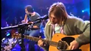 Скачать Nirvana Come As You Are Subs Al Español MTV Unplugged