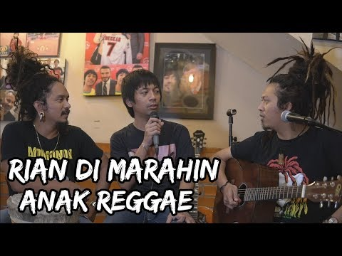[REPVLOG] Rian D'MASIV di Marahin Anak Reggae - Part 2