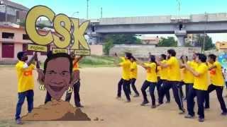 Chinna Vayasile - CSK Promo Video Song