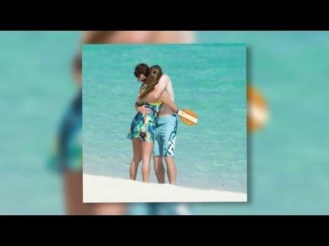 Andy Murray Celebrates Wimbledon Win With Girlfriend Kim Sears in the Bahamas - Splash News