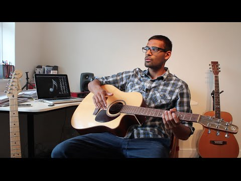 Eternal Sunshine Guitar Lesson - Jhène Aiko