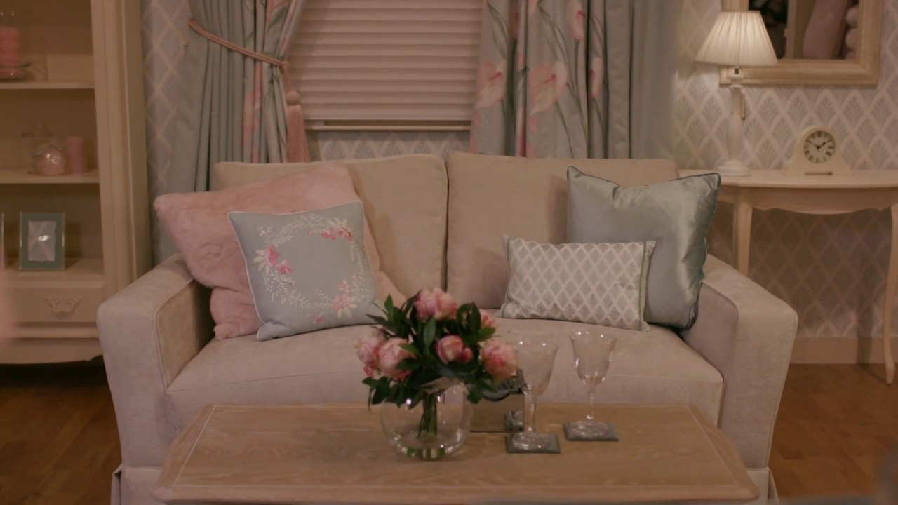 Laura Ashley Floral Blush Collection Spring Summer 2019 Youtube