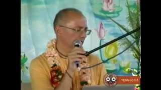 Бхакти Вигьяна Госвами - 3. Обида и прощение