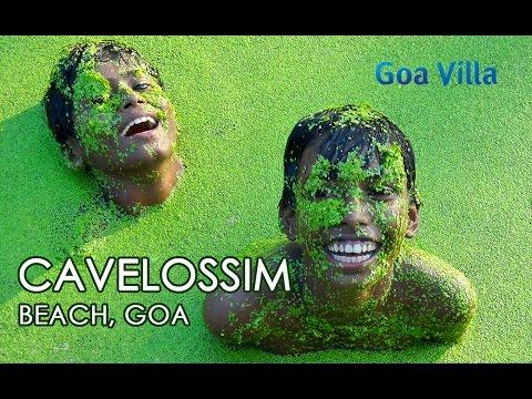 Cavelossim Goa.  Cavelossim Beach